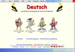 Deutsch in der Grundschule – Schullizenz für PC und Tablets 3 Jahre, updatefähig