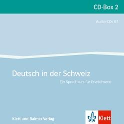Deutsch in der Schweiz