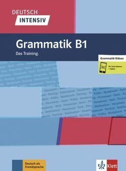 Deutsch intensiv Grammatik B1 von Ptak,  Magdalena, Schomer,  Marion