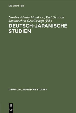 Deutsch-japanische Studien