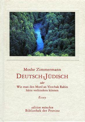 Deutsch-Jüdisch von Welker,  Andrea, Zimmermann,  Moshe