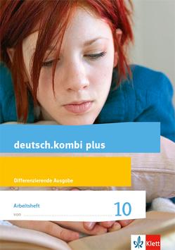deutsch.kombi plus 10. Differenzierende Allgemeine Ausgabe