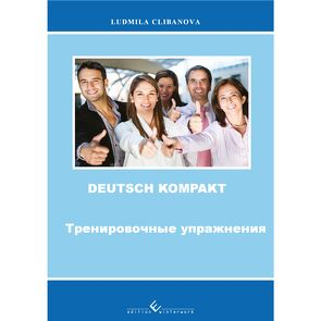 Deutsch Kompakt 3 von Clibanova,  Ludmila
