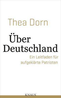 Deutsch, nicht dumpf von Dorn,  Thea