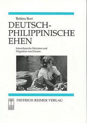 Deutsch-philippinische Ehen von Beer,  Bettina