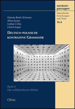 Deutsch-polnische kontrastive Grammatik von Cirko,  Leslaw, Engel,  Ulrich, Jurasz,  Alina, Rytel-Schwarz,  Danuta