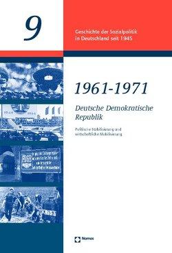 Deutsche Demokratische Republik 1961 – 1971 von Klessmann,  Christoph