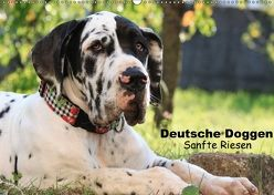 Deutsche Doggen – Sanfte Riesen (Wandkalender 2018 DIN A2 quer) von Reiß-Seibert,  Marion