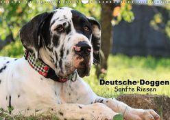 Deutsche Doggen – Sanfte Riesen (Wandkalender 2019 DIN A3 quer) von Reiß-Seibert,  Marion