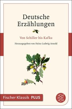 Deutsche Erzählungen von Arnold,  Heinz Ludwig