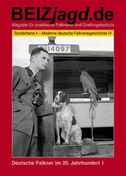 Deutsche Falkner im 20. Jahrhundert von Klüh,  Peter N