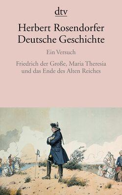 Deutsche Geschichte von Rosendorfer,  Herbert