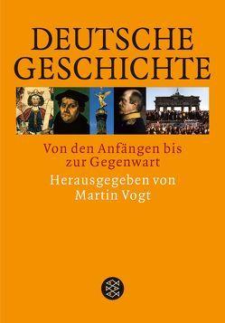 Deutsche Geschichte von Vogt,  Martin