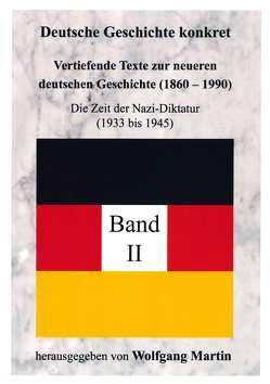Deutsche Geschichte konkret von Martin,  Wolfgang