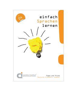 Deutsche Grammatik kompakt von Renner,  Hans