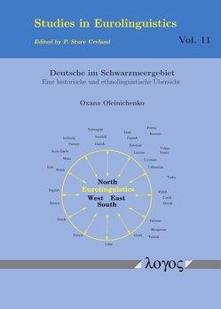 Deutsche im Schwarzmeergebiet von Oleinichenko,  Oxana