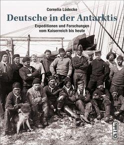 Deutsche in der Antarktis von Lüdecke,  Cornelia