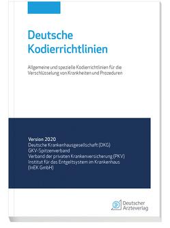 Deutsche Kodierrichtlinien 2020