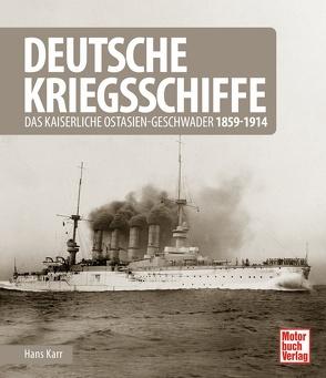 Deutsche Kriegsschiffe von Karr,  Hans