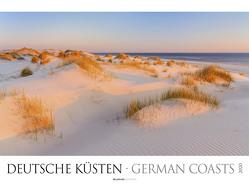 Deutsche Küsten 2020 – Nordsee – Ostsee – Bildkalender XXL (64 x 48) – Landschaftskalender – Naturkalender – Wandkalender – Strand – Meer von ALPHA EDITION