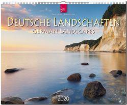 Deutsche Landschaften – German Landscapes von Mirau,  Rainer, Richter,  Tobias