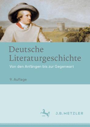 Deutsche Literaturgeschichte von Beutin,  Wolfgang