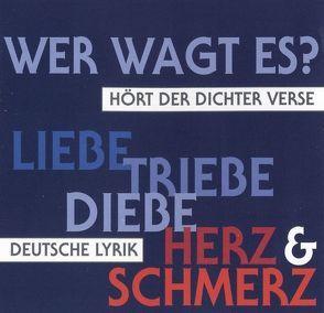 Deutsche Lyrik von Buczkowski,  Anja, Hoeppner,  Achim