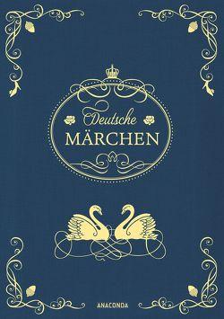 Deutsche Märchen (Leinen mit Schmuckprägung) von Karsten,  Rut