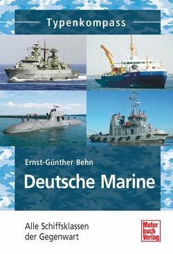Deutsche Marine von Behn,  Ernst-Günther