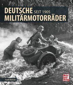 Deutsche Militärmotorräder von Rönicke,  Frank
