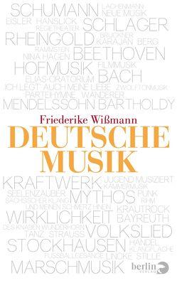 Deutsche Musik von Wißmann,  Friederike