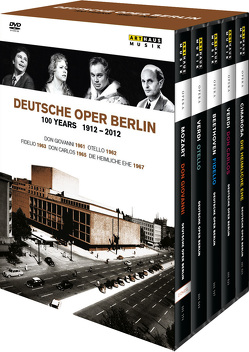 Deutsche Oper Berlin – 100 Years
