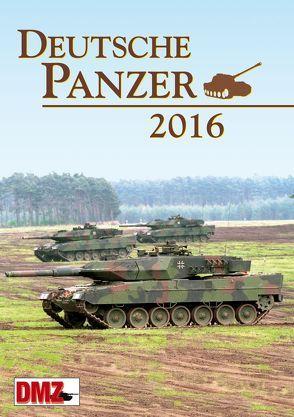 Deutsche Panzer 2016