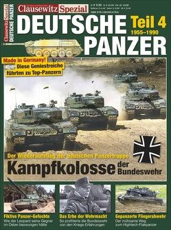 Deutsche Panzer Teil 4 von Krüger,  Stefan
