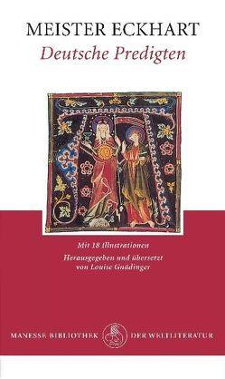 Deutsche Predigten von Gnädinger,  Louise, Meister Eckhart