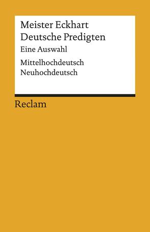 Deutsche Predigten von Eckhart,  Meister, Störmer-Caysa,  Uta