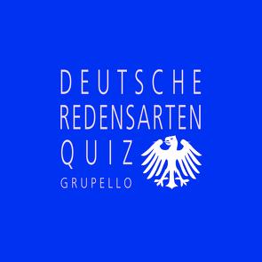 Deutsche Redensarten Quiz von Wilbert,  Jürgen