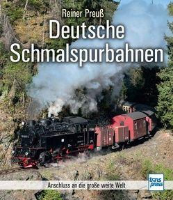 Deutsche Schmalspurbahnen von Preuss,  Reiner