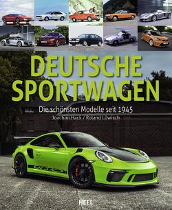 Deutsche Sportwagen von Hack,  Joachim, Löwisch,  Roland
