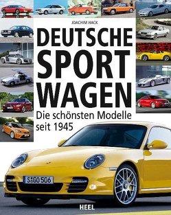 Deutsche Sportwagen von Hack,  Joachim