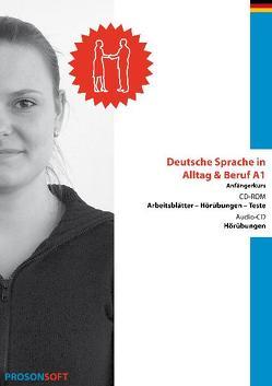 Deutsche Sprache in Alltag Beruf A1 (Anfänger)