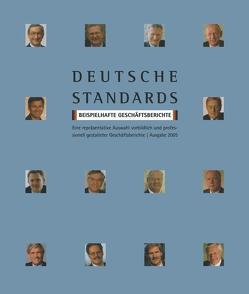 Deutsche Standards – Beispielhafte Geschäftsberichte von Langenscheidt