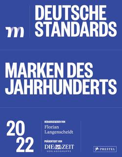 Deutsche Standards – Marken des Jahrhunderts 2022 von Langenscheidt,  Florian