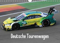 Deutsche Tourenwagen (Wandkalender 2019 DIN A4 quer) von Morper,  Thomas