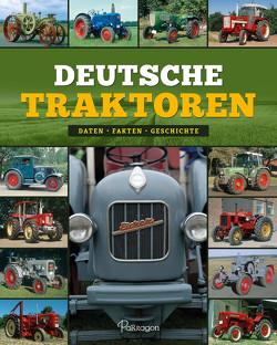 Deutsche Traktoren von Andresen,  Karl