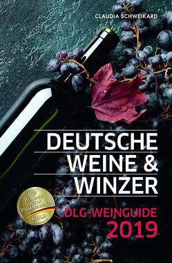 Deutsche Weine und Winzer von Schweikard,  Claudia