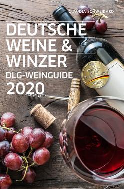 Deutsche Weine & Winzer von Schweikhardt,  Claudia