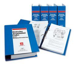 Deutscher Arzneimittel-Codex (DAC) / Neues Rezeptur Formularium (NRF) von Bundesvereinigung Deutscher Apothekerverbände