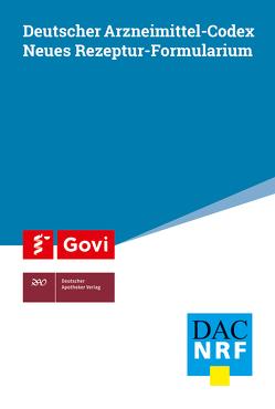 Deutscher Arzneimittel-Codex® / Neues Rezeptur-Formularium® (DAC/NRF) – DVD-ROM-Version