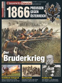Deutscher Krieg 1866 von Krüger,  Stefan